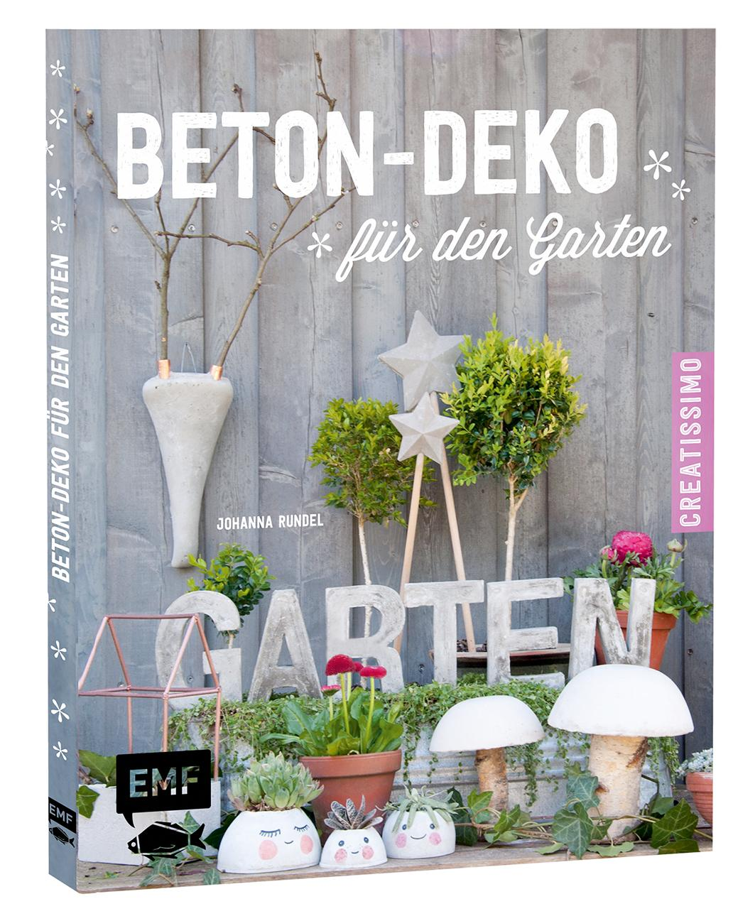 buch beton deko f r den garten vbs hobby bastelshop. Black Bedroom Furniture Sets. Home Design Ideas