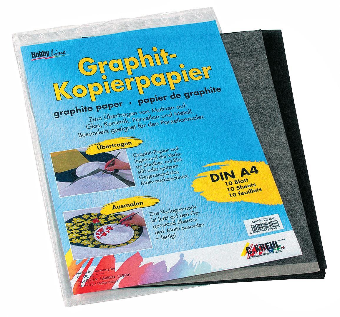 Graphitpapier | VBS Hobby Bastelshop