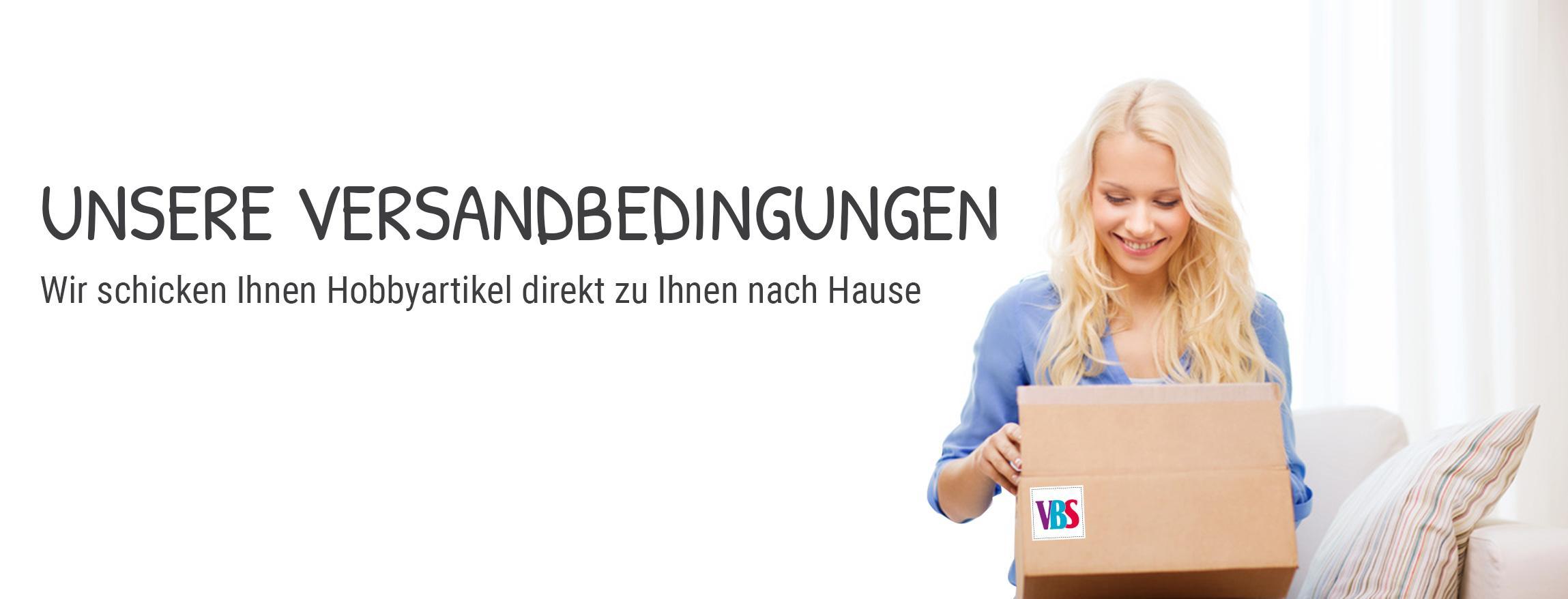 VBS Versandbedingungen