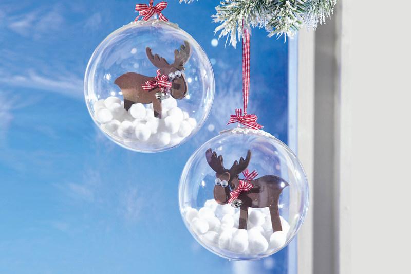 weihnachtskugeln mit fr hlichen elchen bastelshop und hobby vbs bastelbedarf. Black Bedroom Furniture Sets. Home Design Ideas
