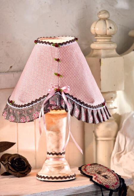 lampe de chevet romantique loisirs cr atifs petits. Black Bedroom Furniture Sets. Home Design Ideas
