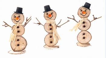 holz deko weihnachten selber machen – performal, Garten ideen gestaltung