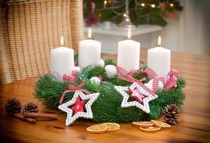 Krnze zu Weihnachten VBS Hobby
