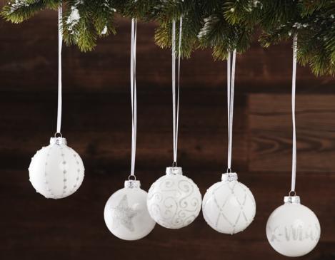 Gratis Anleitung Weihnachtskugeln Selber