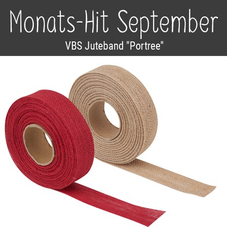 "Monatshit September: VBS Juteband ""Portree"""