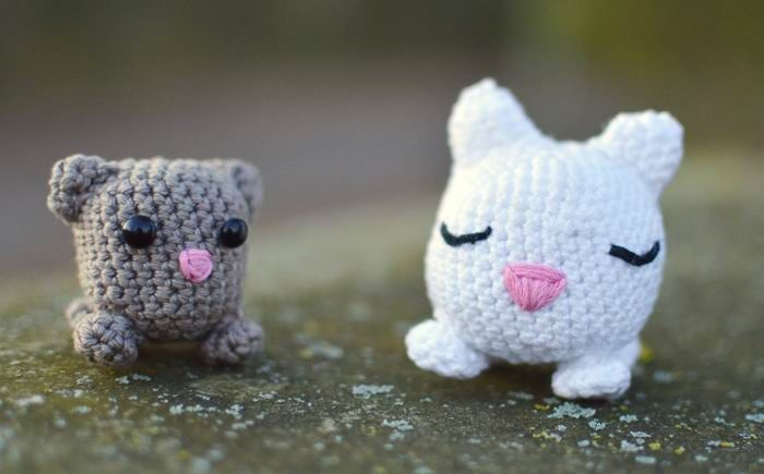 Amigurumi Für Anfänger Katzen Vbs Hobby