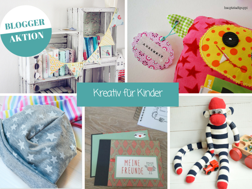Blog Charity Kreativ für Kinder VBS Hobby