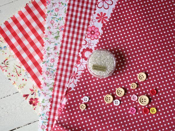 blumen aus stoff selber basteln, blumen aus stoff selber machen vbs hobby, Design ideen