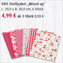 VBS Stoffpaket Mixed up