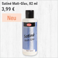 Satiné Matt-Glas, 82 ml