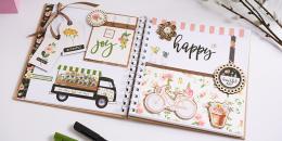 Scrapbooking Papier Deko Material Günstig Online Bestellen