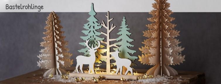 Basteln Zu Weihnachten Mit Holz