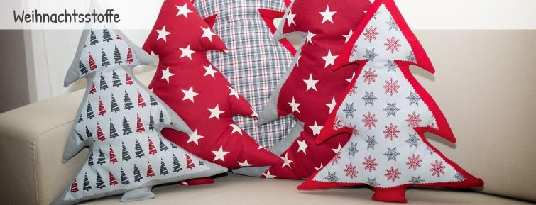 weihnachtliche stoffe f r ihre n h und bastelprojekte. Black Bedroom Furniture Sets. Home Design Ideas