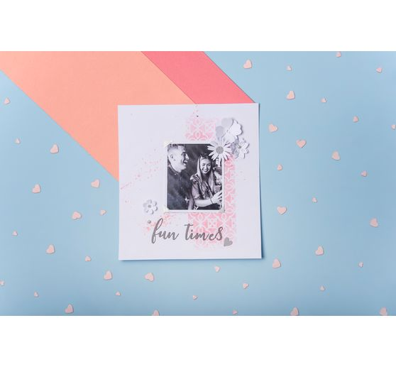 "Sizzix Thinlits Stanzschablone ""Elle Lowercase"""