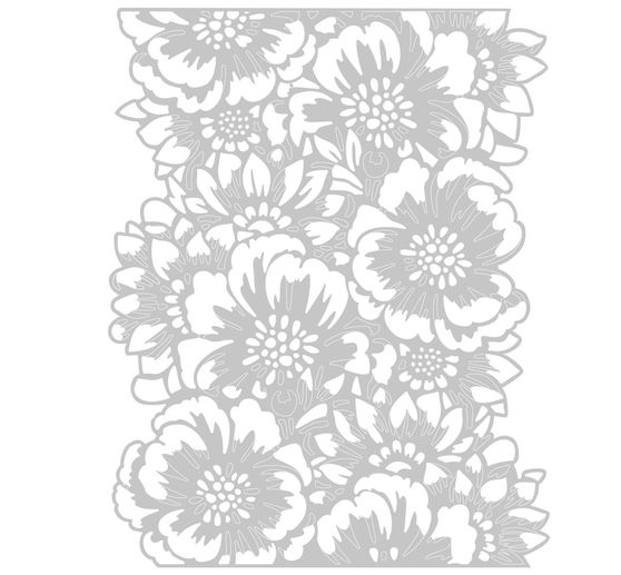 "Sizzix Thinlits Stanzschablone ""Bouquet by Tim Holtz"""