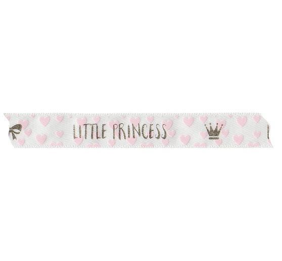 "Satinband ""Little Princess"""