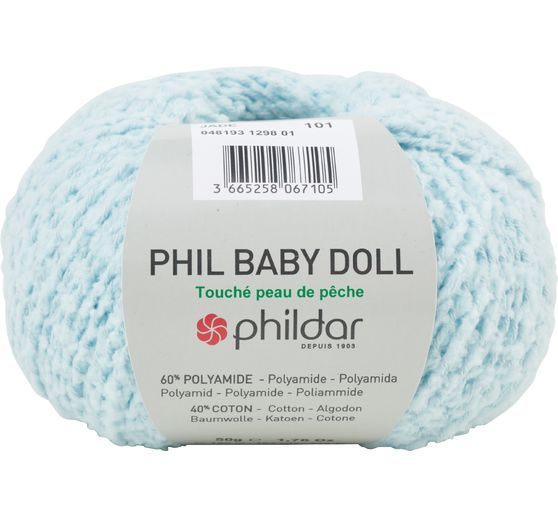 phildar Wolle Phil Baby Doll, 50 g