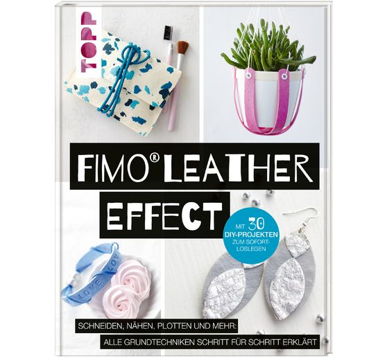 "Buch ""FIMO leather-effect"""