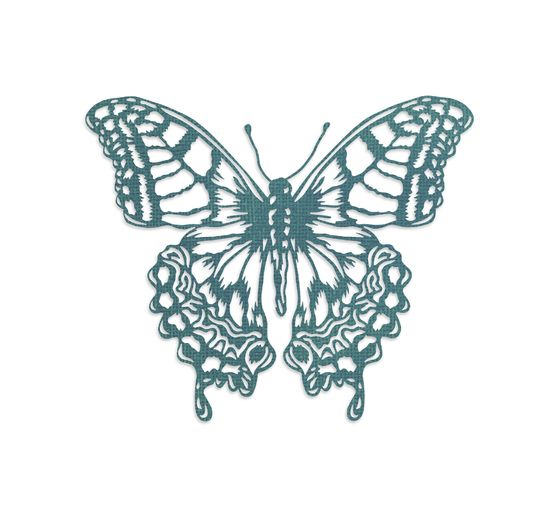 "Sizzix Thinlits Stanzschablone ""Perspective Butterfly by Tim Holtz"""