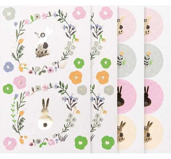 "Sticker ""Easter Bunny"""