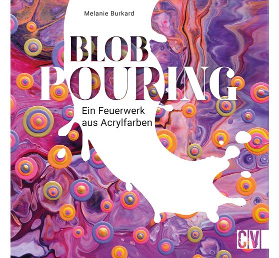 "Buch ""Blob Pouring"""