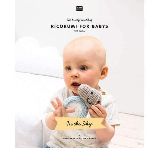 "Rico Design Ricorumi for Babys ""In the Sky"""