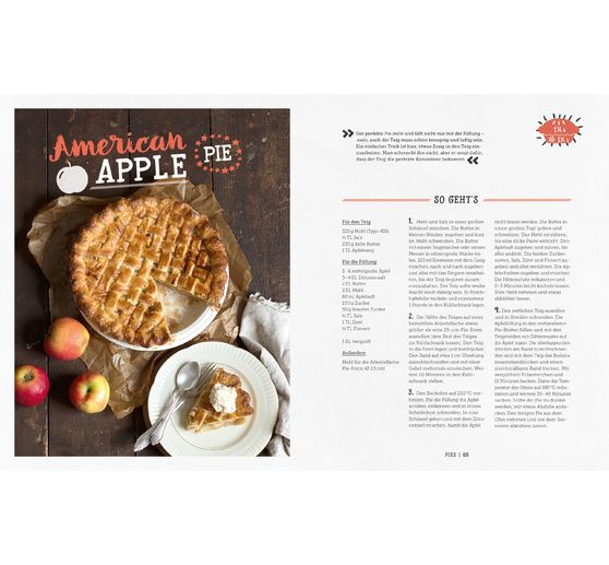 "Buch ""Bake in the USA"""