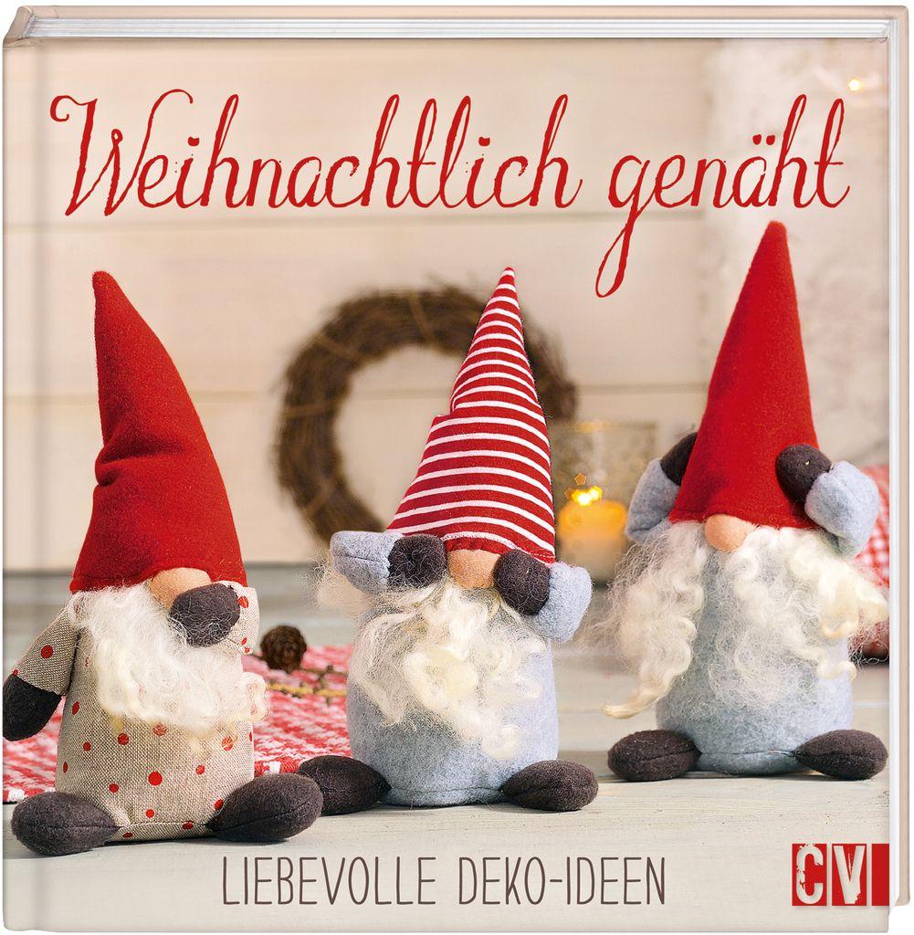 Weihnachtlich genäht