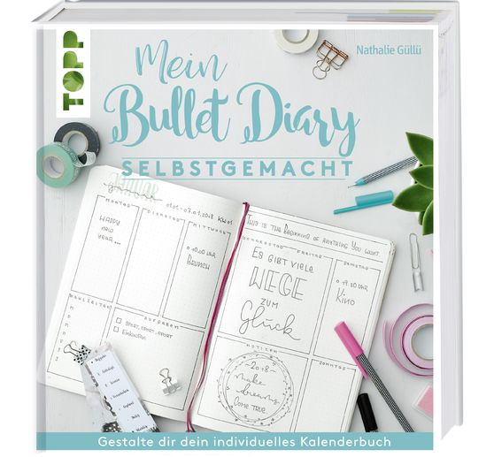 "Buch ""Mein Bullet Diary Selbstgemacht"""