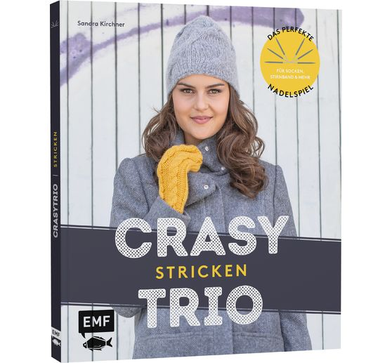 "Buch ""CraSyTrio Stricken"""