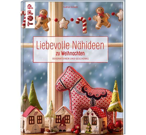 Fingerfarbe Weihnachten.Buch Liebevolle Nähideen Zu Weihnachten