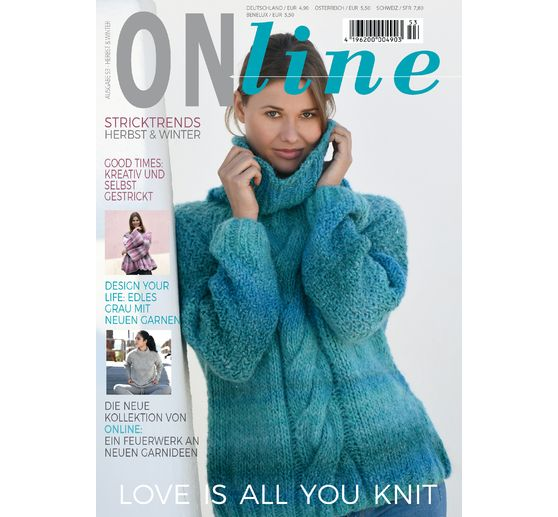 ONline Stricktrends Herbst & Winter 2019, Heft 53