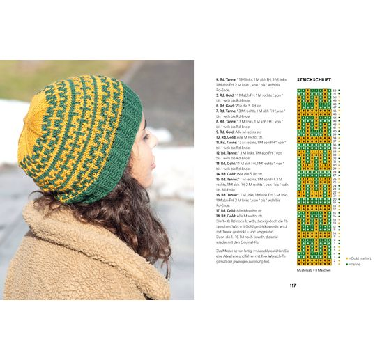 "Buch ""Mix and Match! Mützen stricken"""