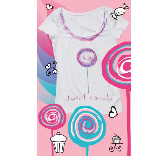 "Marabu Textil-Set ""Sweet Candy"""