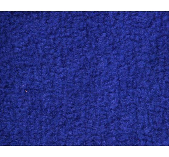 Kuschelfleece in Blau