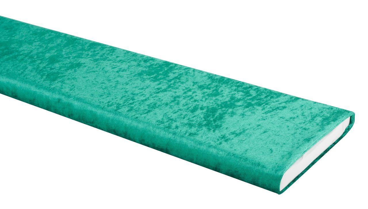 Pannesamt in Grün