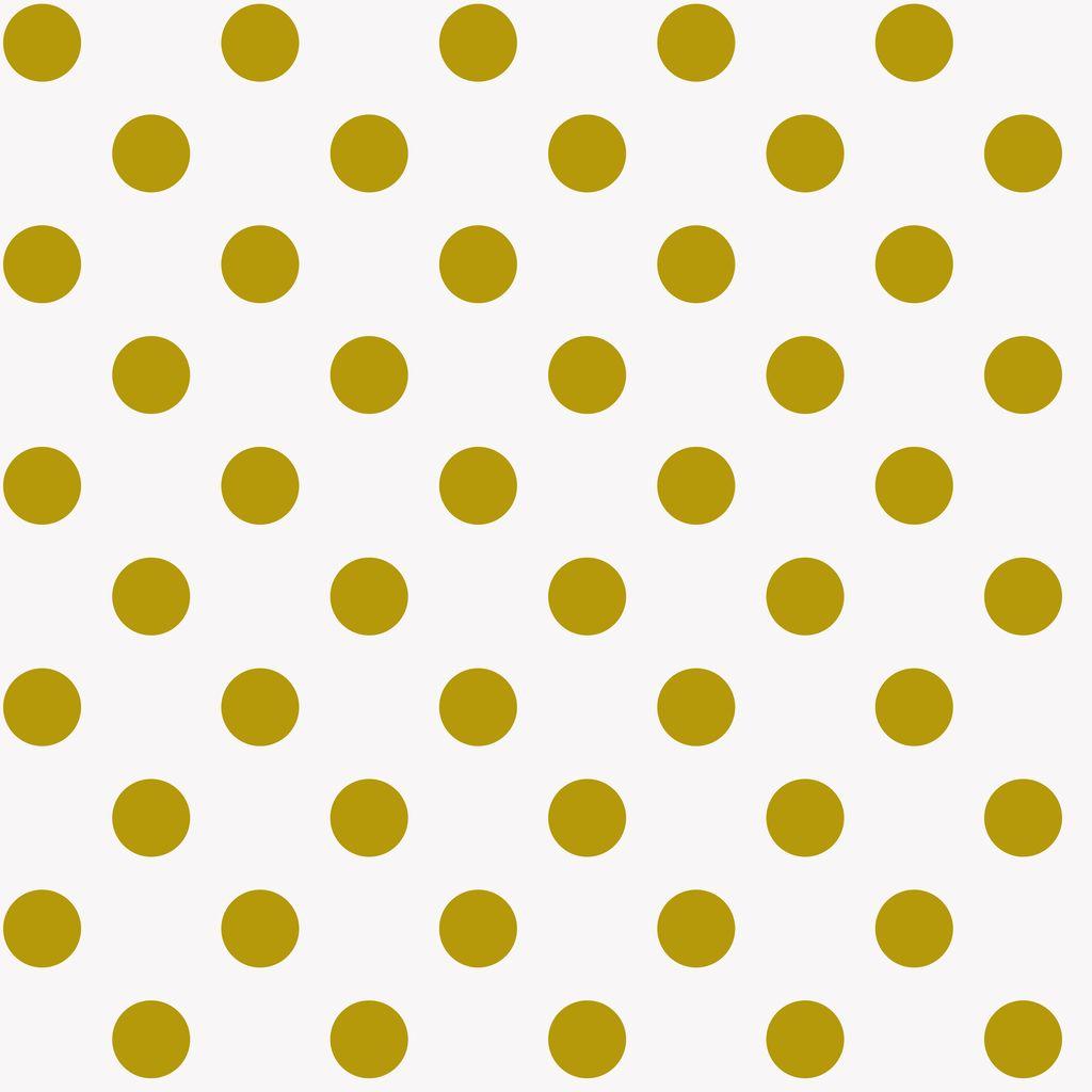 Druckstoff mit goldfarbenen Punkten