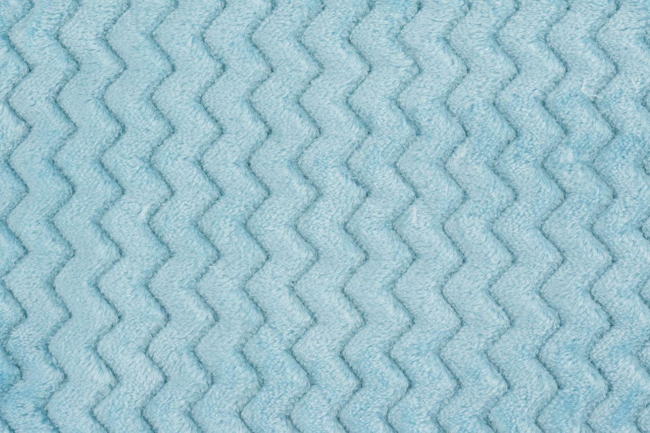 Kuscheliger Fleece mit Muster
