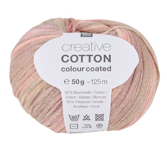 Rico Creative Cotton Colour Coated