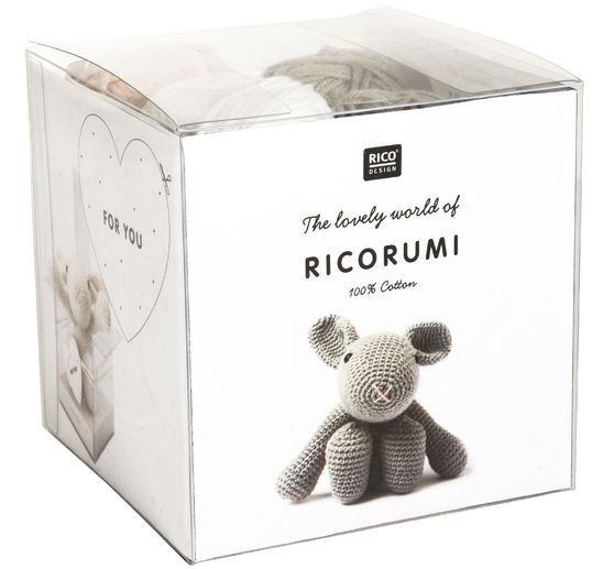 "Rico Design Set Ricorumi Puppies ""Hase"""
