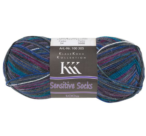 "KKK Wolle ""Sensitive Socks"""