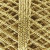 "Kordel ""Cordonnet"", 1 mm Gold"