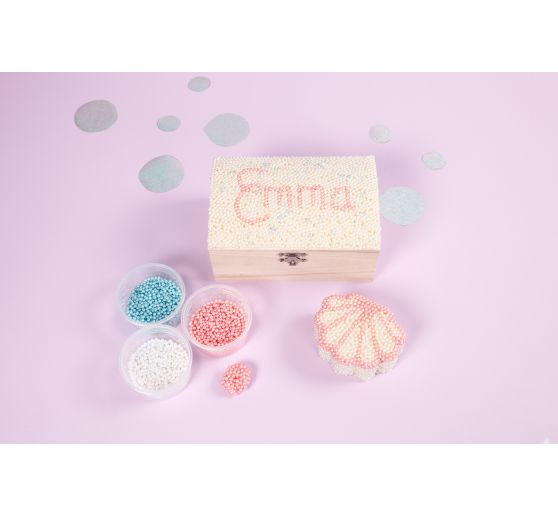 Pearl Clay Set,
