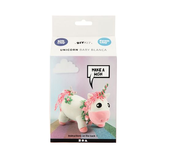 "Foam Clay & Silk Clay - Funny Friends ""Unicorn-Set"""