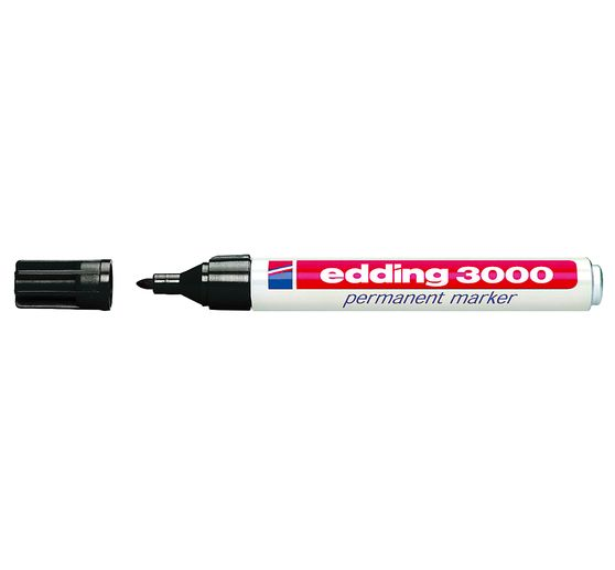 Permanent Marker, edding 3000, 2-3mm