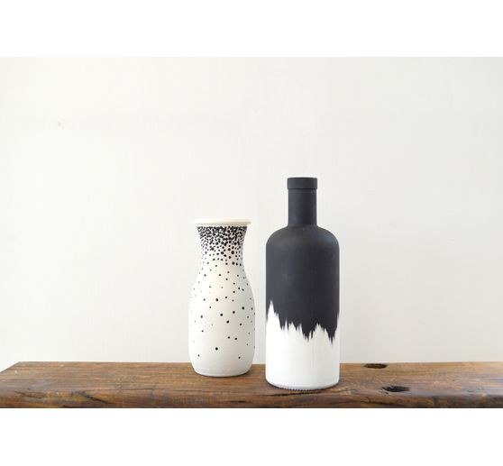 "Viva Decor Set ""Black & White"", 10tlg"