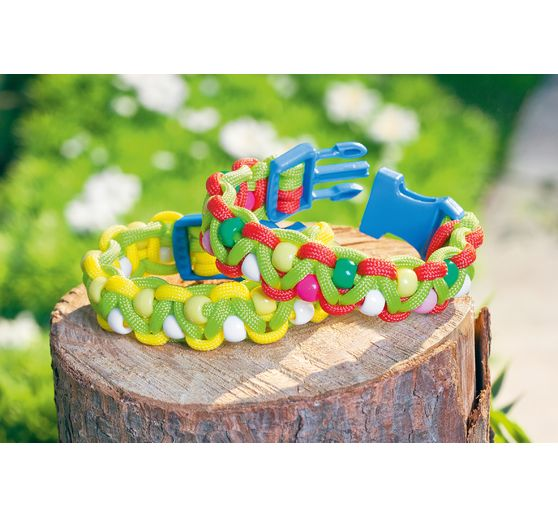 "VBS Paracord-Set ""Spring"""