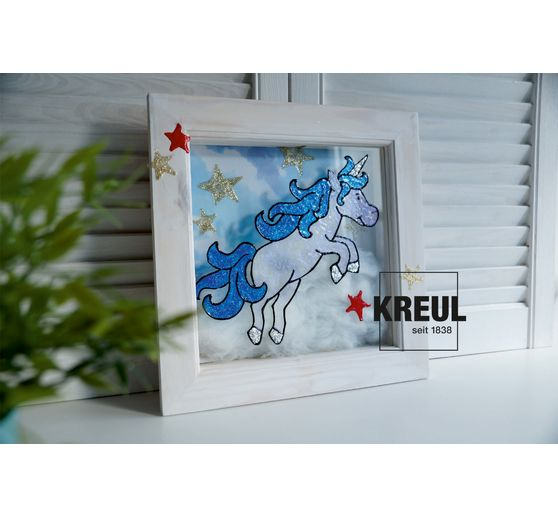 "Kreul Window Color Set ""Glitzerwelt"""