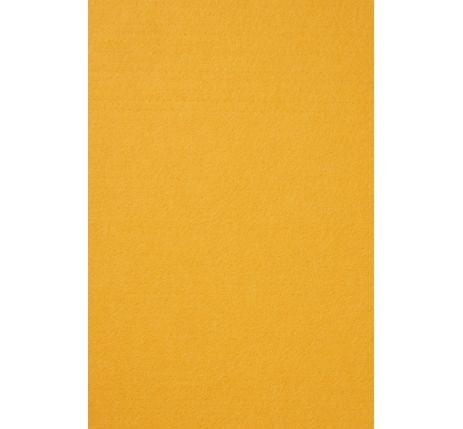 Filzplatte in Gelb zum Basteln