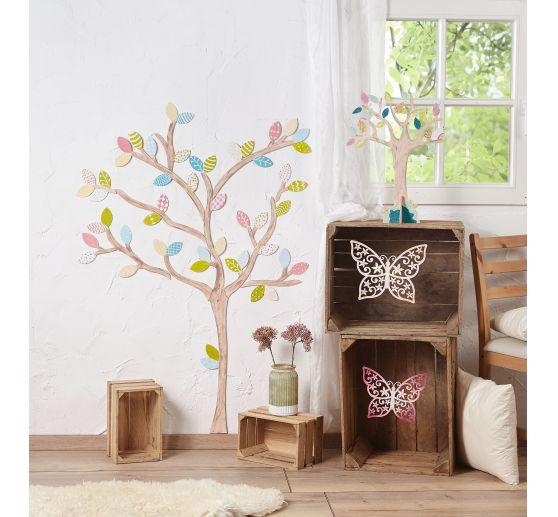 Holz Wanddeko Baum Vbs Hobby Bastelshop